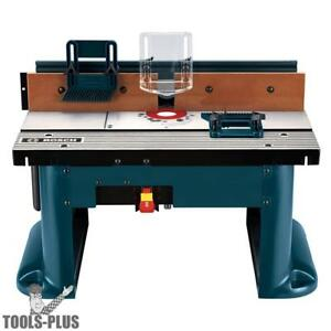 Bosch Tools Ra1181 Benchtop Router Table New