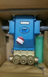 Cat Pressure Washer Pump 3cp1120 3 4 2 Gpm 2200 Psi New