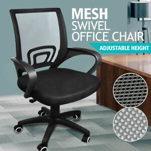 New Design Ergonomic Mesh Computer Office Desk Mid back Task Chair