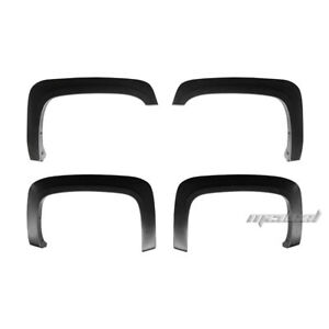For 2007 2013 Chevy Silverado 1500 2500hd 3500hd Fender Flares Factory Style