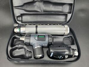 Welch Allyn 3 5v Diagnostic Set Macroview Otoscope Ophthalmoscope Plug in Handle