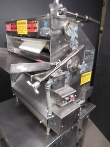 Pizza Dough Roller Sheeter Dough Roller Acme Mrs Ii nice 2400