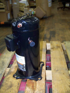 Emerson Copeland Scroll Compressor 200 230v 3 Ph 60 Hz R410a Zp83kce tf5 250
