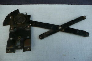 1954 1955 Cadillac Coupe Convertible Left Window Regulator Cad262