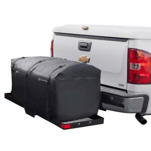 Winterial Hitch Cargo Carrier Bag Expandable Road Trip Water Resistant