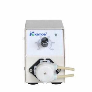Dc Micro Peristaltic Pump Metering Pump Flow Adjustable Free Shipping