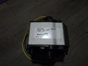 Thomas 6025se Dry Running Linear Diaphragm Compressor Vacuum Pump 24vdc