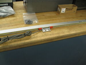 Used Mitutoyo 30 Digimatic Linear Scale Encoder 572 132 Dro Digital Readout