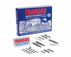 Transgo Reprogramming Kit Fits Nissan Titan Armada 350z Sk re5r05a hd2