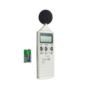 Sound Level Meter noise Tester Gauge Noise Level Tester Free Shipping New