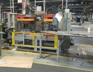 Mls Dual Punch Press With Hydraulics