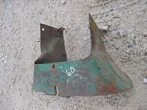 Oliver 66 Tractor Original Pto Power Take Off Cover Guard Shield