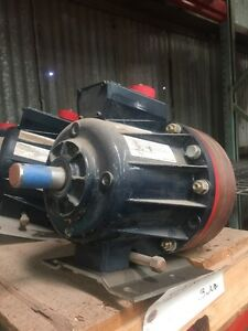 Wanner Hydra cell D10elbnhfeca Pump 1 3 4 X 7 8 Shaft 3 4 19mm 5gp