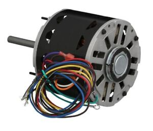 Ao Smith 1 3 Hp Blower Motor Indoor Replacement Furnace Fan Coin 370v Capacitor