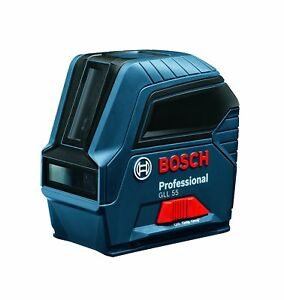 Bosch Self leveling Cross line Laser Gll 55