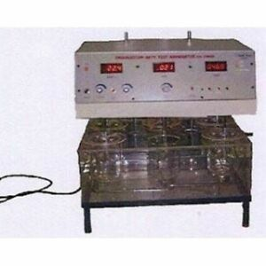 Dissolution Rate Test Apparatus six Stage