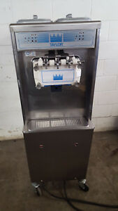 Taylor 794 33 Ice Cream Machine 2 Flavor Twist Tested 208 230v Air Cooled