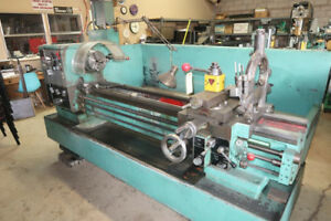 Harrison Engine Lathe 21 X 60 7902