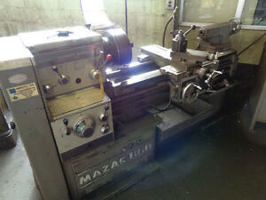 Mazak Engine Lathe 18 25 X 40 7905