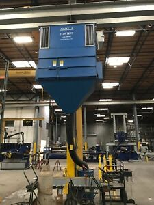8 500 Cfm Flowtron By Filter 1 Smoke Fume Industrial Dust Collector Yr 2013