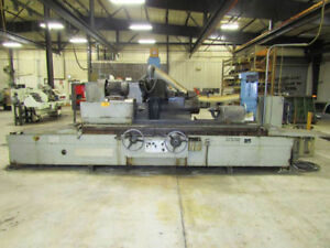 20 Swing X 78 Centers Smtw Cylindrical Grinder Od Grinder Dro
