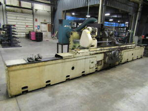 10 Swing X 120 Centers Landis Cylindrical Od Grinding Machine