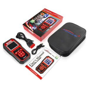 Obdii Auto Engine Diagnostic Tool Obd2 Can Car Fault Code Reader Scanner Kw850