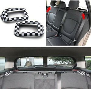 2015 Up Mini Cooper Clubman F54 Rear Seat Belt Cover Trim Candy Color 2 Pcs