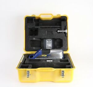 Trimble Spectra Precision Dg711 Pipe Laser Level W Remote Control Rc501