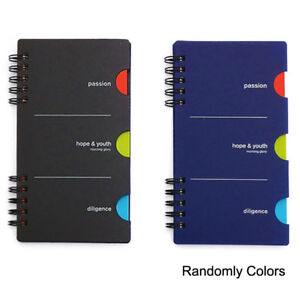 Morning Glory Pp Prima Index Small Note Pad Colors Randomly 10 Pack