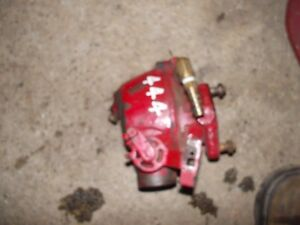 International 444 Tractor Ih Marvel Schebler Carburetor
