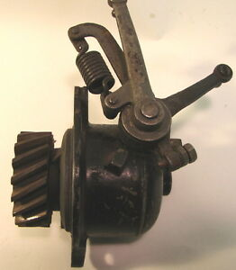 Ford Tractor Governor For Parts Original Used