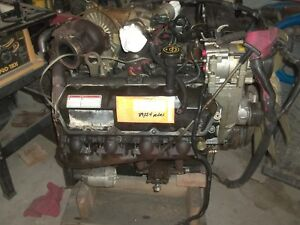 Ford 7 3 Powerstroke Diesel Complete Engine 99 00 01 02 03 F250 F350 7 3l Turbo