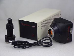 Diagnostic Instruments Rt Color Spot Microscope Camera 2 2 1 Controller