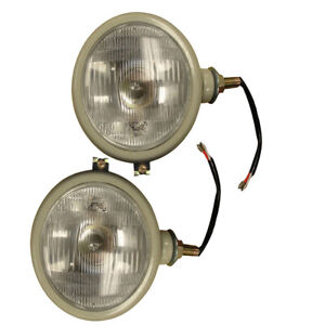 310066f Left Right Volt Headlights Lamp Set For Ford 2n 8n 9n 800 600 Naa