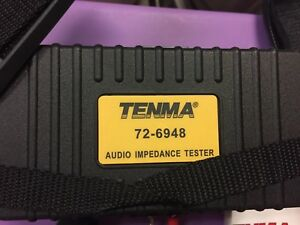Tenma 72 6948 Audio Impedance Meter