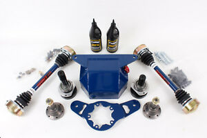 Ford Mustang S550 2015 Complete Gforce 9 Rear End Irs Kit Axle Built 1000hp