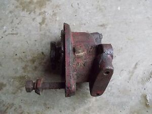 Farmall 300 350 400 450 Tractor Ih Engine Motor Delco Distributor Drive Assembly