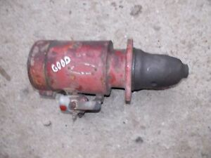 Farmall 400 450 Ih Tractor Good Working Engine Motor Starter Assembly