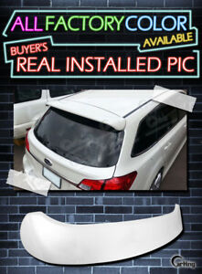 Carking Painted All Color For Subaru Legacy V Br9 Oe Trunk Spoiler Fit Outback