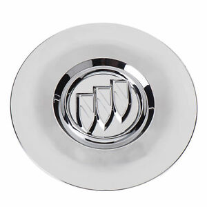 Oem New Wheel Hub Center Cap Cover Chrome W Buick Logo 10 17 Enclave 9597721
