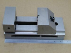Precision Toolmaker Machinist Grinding Milling Pin Vise 9 5x4x 3 5