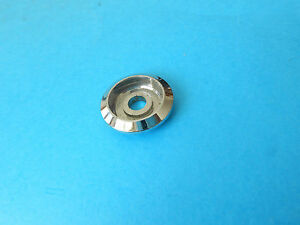 New Blaupunkt Frankfurt Radio Chrome Knob Ring Vintage Porsche 911 928 944 Bmw