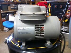 Thomas Compressor Vacuum Pump Model 905ca23tfe 217c 905ca23tfe 217b