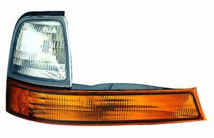 For 1998 1999 2000 Ford Ranger Front Parking Signal Light Lamp Driver Side
