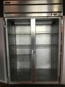 Beverage Air Commercial 2 Door Ss Reach In Freezer