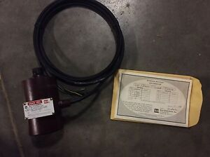 Blh Electronics Load Cell C3p1 Capacity 10 000lbs