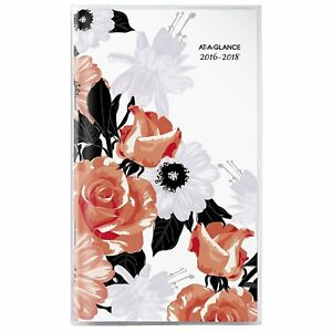 At a glance Academic Year Pocket Planner July 2016 June 2018 2 Year