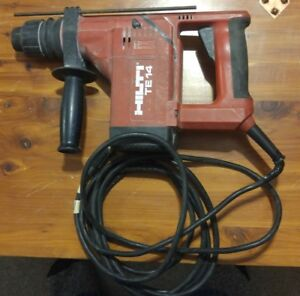 Hilti Te14 Sds Hammer Corded Electric Rotary Hammer Drill Works Great