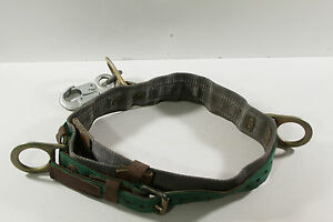 Buckingham Safety Belt Lineman s Belt Tree Climbing Belt 3820 8 89